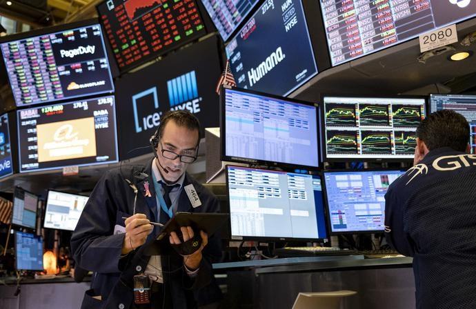 美股收盘继续全线大涨 大型科技股领涨