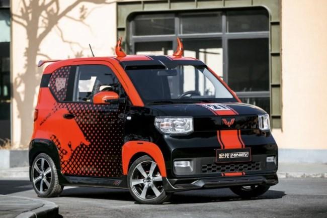 2020 年中国市场售出 130 万辆电动汽车 五菱宏光 mini 销量亮眼