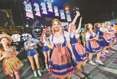 """""""深圳时尚消费节""""在华强北茂业拉开序幕"""