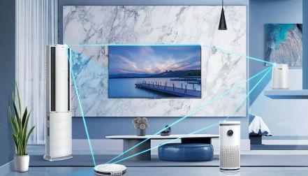 新家装时代 新房的装修无不凸显着业主对智慧化生活需求的新主张