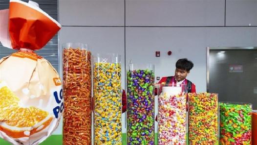 食品界的色彩营销 颜色好看的不一定健康