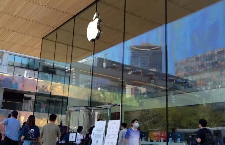 "iPhone13系列降价""降维打击""国产高端机 销量能否持续走高?"
