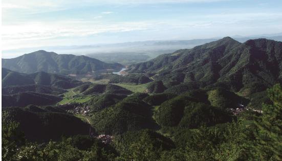 阳新七峰山:美丽的传说与现实的秀美融于一身